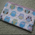 Pouch - Blue Owl