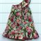 One Shoulder Ruffle Dress - Size 4