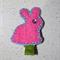 Felt Bunny Rabbit Hair Clip - Hair Bow
