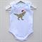 T-Rex Christmas Onesie