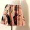 Size 5 Halloween Skirt Ghastlies