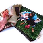 12pg Fabric Photo Book (Custom)