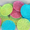 """Berry Pink"" Baskets. Set of 3. Home Décor. Home Storage. Fruit Bowl."