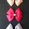 Simple Bow Hair Clip - hair accessories