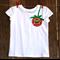 Girls Christmas Owl Bobble Shirt Sz1-7 (Top)