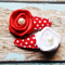 Baby/Toddler Rosie Snap Clips