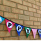 Happy Birthday Bunting 14 Flags
