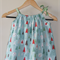 Christmas pillowcase dress sizes 0 and 1