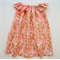Pink and Gold Dotties Dress