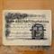 Original artwork/ sketch/ drawing/ illustration in INK/Charcoal on music sheet.