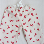 Red Deer Baby Pants Size 1