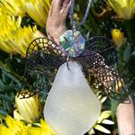 White Sea Glass Water Sprite