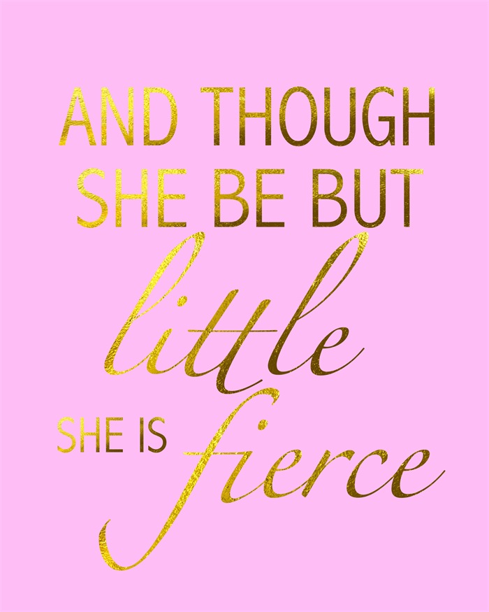 Girls Bedroom Print Art Shakespeare Quote Poster 8x10 Inches Australian Art Peppa Penny Prints On Madeit