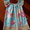 Sunshine rose dress sz 3
