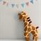 Minky Giraffe Tag Toy