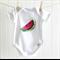 summer baby | watermelon onesie | girl | gift