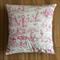 Nursery Rhyme Toile Cushion