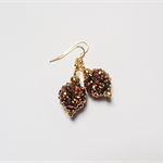 Festive Disco Ball Earrings