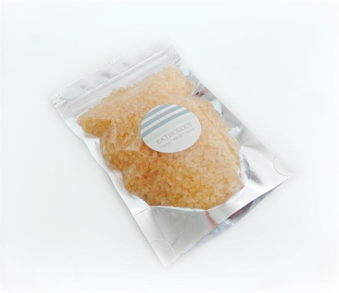 Warm Vanilla Sugar Scented Bath Salts | Bathology | madeit ...