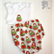 Christmas Nappy Cover Set - Size 0