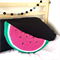 Crochet Watermelon Cushion