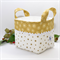 Christmas Fabric Basket