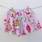 Girl's Twirly Skirt Pretty Strawberry Tea Party - Girl, Toddler, Summer, Spring