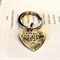 Guitar Pick Keychain Keyring Gift For Dad Birthday Christmas Stocking Filler
