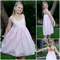 Girls Dress: Sz 1-3 ($35); Sz 4-6 ($40); Sz 7-12 ($45) (girl/outfit/Christmas)