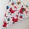 Adorable Christmas bunting! I LOVE Santa - decoration, banner, xmas