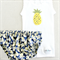 pineapple love   baby bloomers & singlet set   felt applique