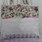 Pretty Pink and Floral Tote Bag.