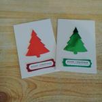 Handmade Australian Christmas Gift  Cards