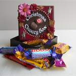 Decorative Christmas  Choccy Box