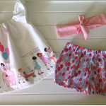Swing top and shorts set