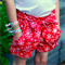 Girls cuffed pants: Sz 2-7 ($28); Sz 8-12 ($32) (girl/shorts/short/Christmas)