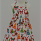 Custom Listing - Size 5 Dress Jolly Santa