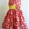 Party Dress, Daisy Fields, size 4, ready to ship
