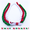 Christmas Korker Ribbon Hair Clip - Beautiful Kids Hair Accessories - Clips