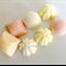 Bath Truffle Melts - white tea & ginger and white peach