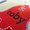 Personalised Wooden Christmas Ornament : Nordic