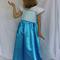 Elsa Costume, Frozen Dress, Elsa dress, Frozen Elsa dress, Frozen costume