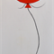 "Child's ""Red Balloon"" Canvas"