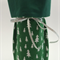 Green Trees Wine Bottle gift bag. For Christmas