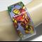 Super hero 'Comic' themed bangle