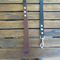 Brown and Black Leather Lead/Leash