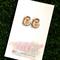 Buy 3 get 4th FREE Tas Oak Sweet Babushka Earrings