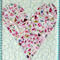 Floral Heart with Love