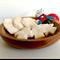 Oatmeal Christmas Delight Bath Cookies, Bath Truffle Melts - 45 grams