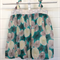 Baby girl summer dress, Green circles print, size 0
